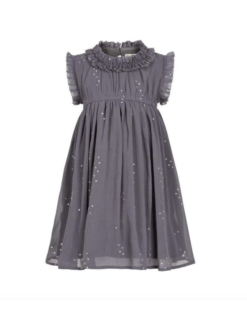 Sparkle with the Stars Dress, Grey