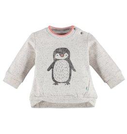 Baby Girl Penguin Pullover