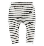 Penguin Sweats, Ivory Stripe
