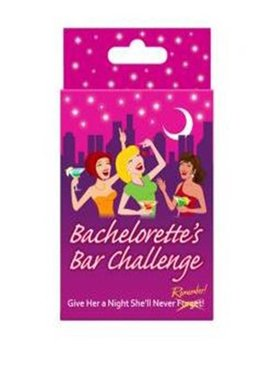 Bachelorette's Bar Challenge Game