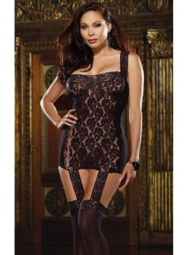 L Body Stockings Tahiti Bodystocking Plus