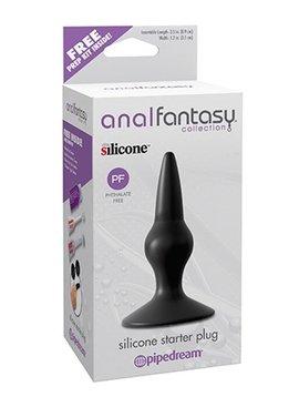 Anal Fantasy Silicone Starter Plug