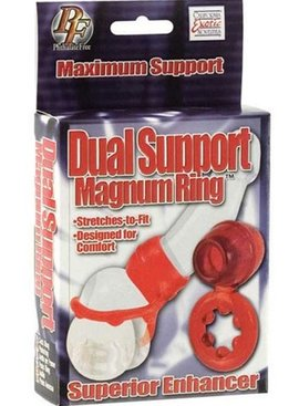 Cal X Other Dual Support Magnum Ring
