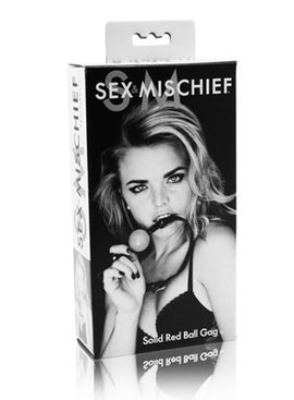 Sex & Mischief Solid Ball Gag