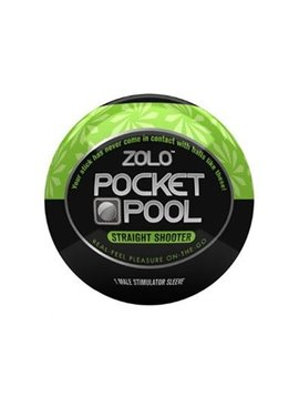 XGEN Products Pocket Pool Straight Shooter