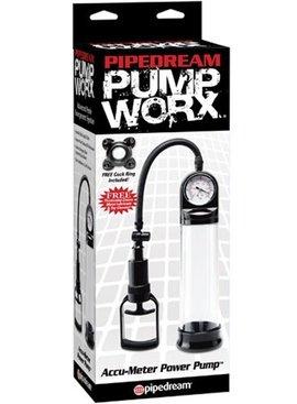 Pipe Pumps Pump Worx Accu-Meter Power Pump