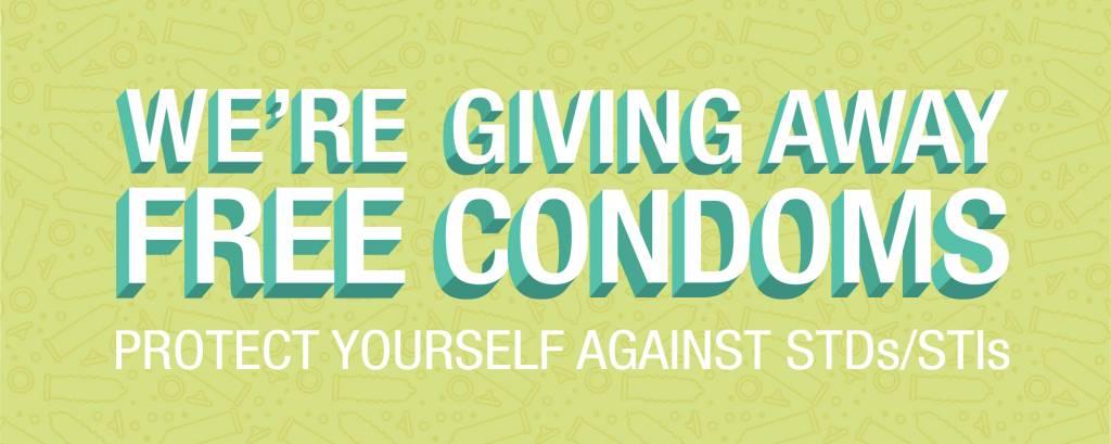 Get Free Condoms (Former Promotion)