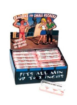 Pipedream Condoms for Small Peckers