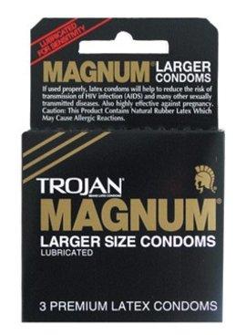 Trojan Trojan Magnum LRG Condoms