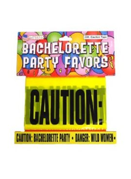 Bachelorette Bachelorette Party Tape
