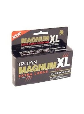 Condoms Trojan Magnum XL Condoms