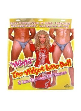 1 Meme the Midget Doll