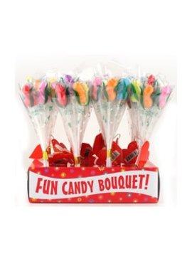 Candy Penis Bouquet