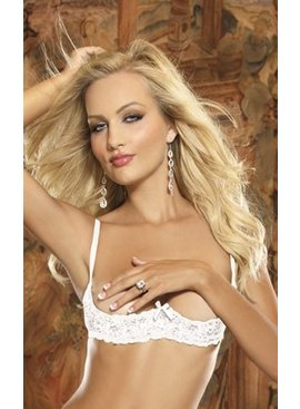 L Web Group 2 Lace Shelf Bra