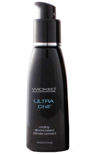 Wicked Sensual Care Ultra Chill Silicone Lubricant