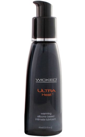 Wicked Sensual Care Wicked Ultra Heat Silicone Lubricant