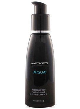 Aqua Water-Based Lubricant