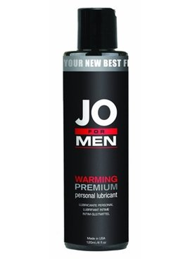 System Jo JO For Men - Premium Warming