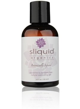 Sliquid LLC Sliquid Organics Natural Gel
