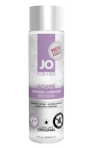 System Jo JO For Women Agapé Warming Lubricant (Glycerin Free)