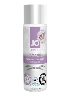 JO For Women Agape Cooling Lubricant (Glycerin Free)