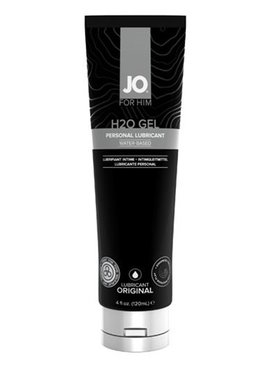 JO H20 Lubricant Gel For Him 4oz