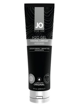 JO H20 Lubricant Gel For Him 8oz