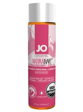 System Jo JO Natural Love Strawberry Fields Lubricant