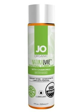 JO Natural Love Personal Lubricant - 4 oz.