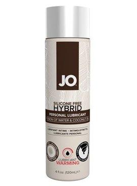 JO Warming Hybrid Coconut Oil Lubricant