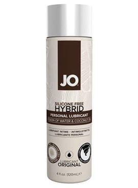 JO Hybrid Coconut Oil Lubricant