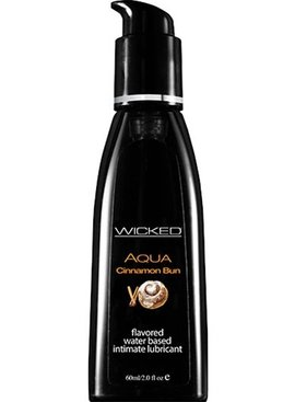 Wicked Sensual Care Wicked Aqua - Cinnamon Bun 2oz