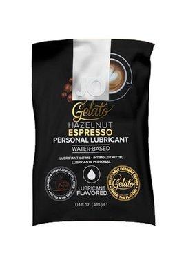 JO Gelato Hazelnut Espresso 1oz