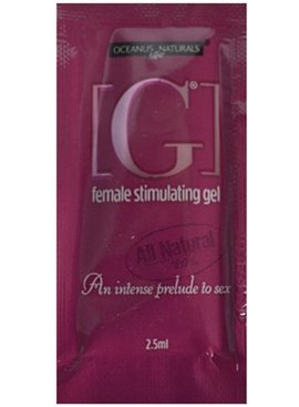 [G] Female Stimulating Gel Travel Size