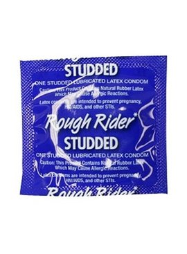 Rough Rider Studded Condom Bulk