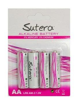 Sutera Sutera Alkaline AA Batteries