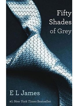 Joe Enterprises Fifty Shades of Grey - Book 1