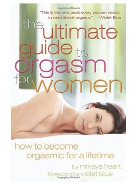 Books The Ultimate Guide To Orgasm For Women