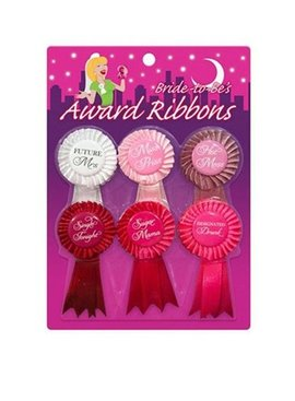 Bachelorette Party Ribbons