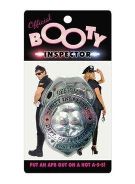 Bachelorette Booty Inspector Badge