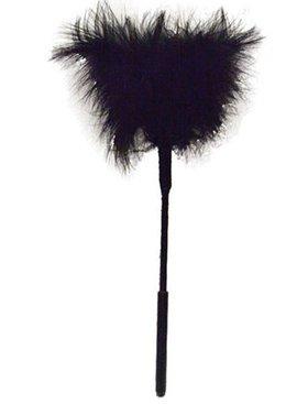 Sex & Mischief Feather Tickler - Black