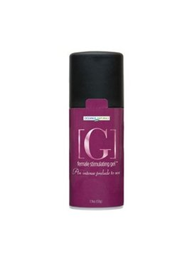 [G] Female Stimulating Gel 1.9oz
