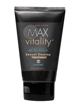 Classic Erotica Max Vitality Sexual Stamina Treatment