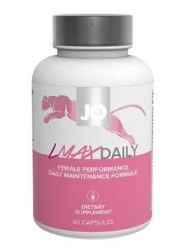 JO LMax Daily Female Performance Daily Maintenance Supplement
