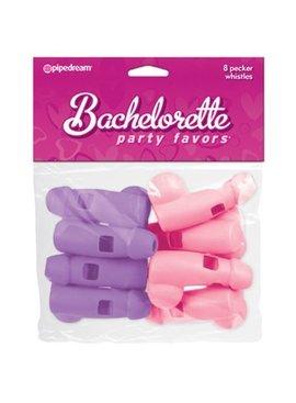 Bachelorette Party Favors Pecker Whistles
