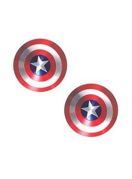 Neva Nude Captain America Pasties