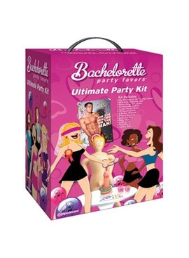 Pipedream Bachelorette Party Favors Ultimate Party Kit
