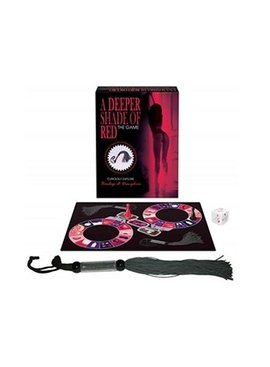 Kheper Games A Deeper Shade of Red: The Game