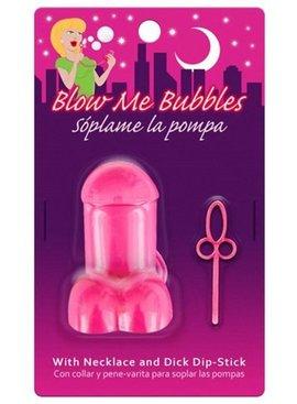 1 Bachelorette Party Penis Bubbles Necklace