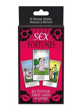 Bachelorette Sex Fortunes Card Game